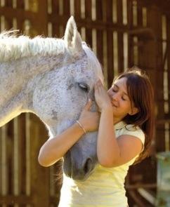 Für jeden pferdehalter ist es doch das schönste mit seinem pferd